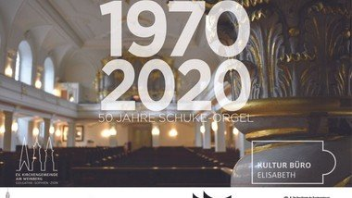 Start der Jubiläums-Konzertreihe an der Schuke-Orgel der Sophienkirche mit dem japanischen Organisten Kensuke Ohira
