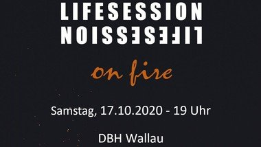 Lifesession-JuGo am 17.10. in Wallau