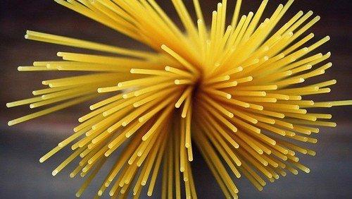Tilmelding til Spaghettigudstjeneste den 6. oktober