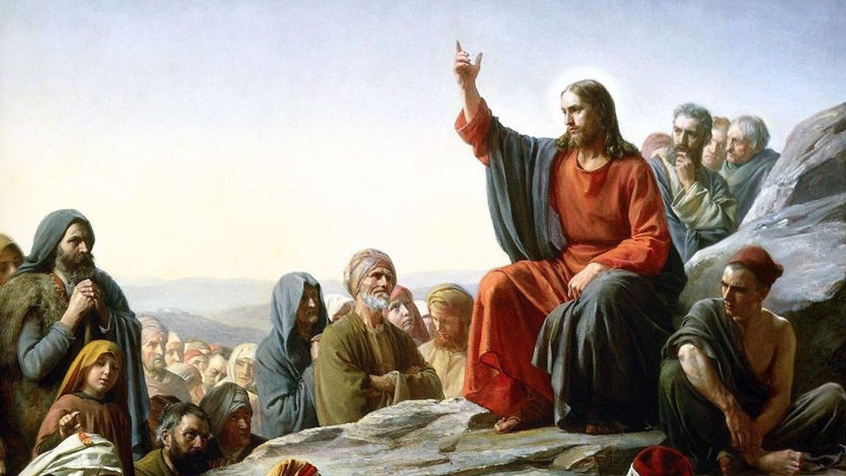 Thoughts on the Sermon on the Mount