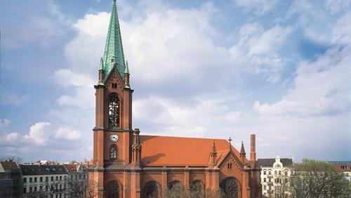Friedensandachten für Belarus in der Gethsemanekirche