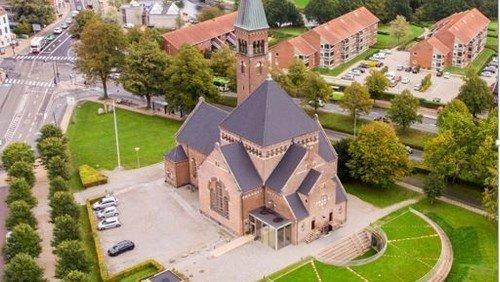 Det nye menighedsråd i Ansgars Kirke