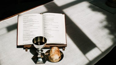 Live Service of Holy Communion according to the Book of Common Prayer - Sunday 20th September
