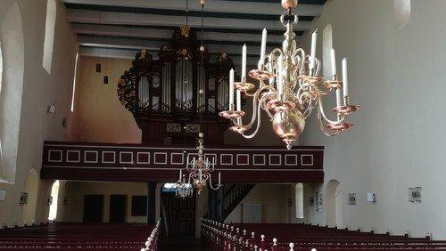 Müller-Rohlfs-Orgel (1799) Teil III - Die Balganlage