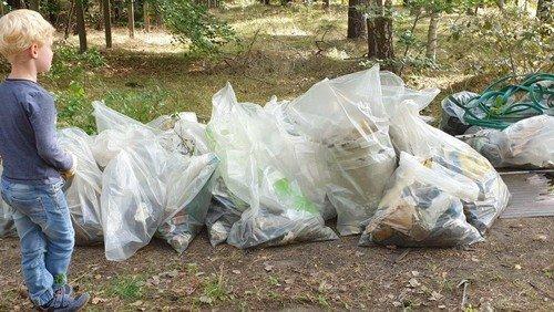 World Cleanup Day in Fürstenwalde