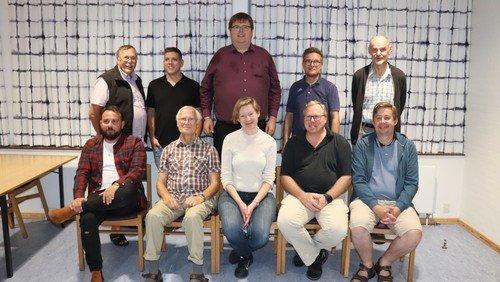 Nyt menighedsråd   Orientering om afstemningsvalg