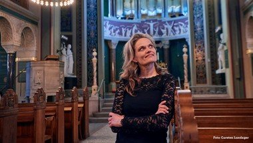 AFLYST Fyraftensmøde den 3. november - Sognepræst og journalist Sørine Gotfredsen