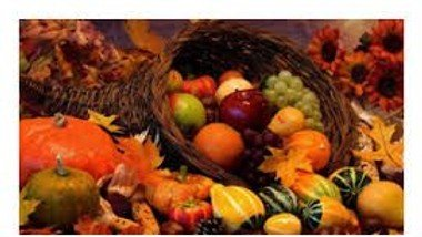 Sunday 27th September 2020 - Harvest service