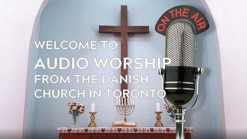 Audio-worship from the Danish Church