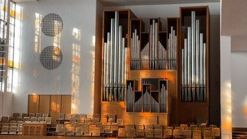 Musik aus unseren Kirchen