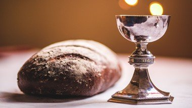 Holy Communion - a view from the pew