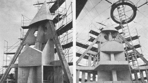 50 Jahre Dreieinigkeitskirche