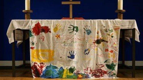 Videobotschaft vom Gottesdienst für Kleine Leute (10.10.2020)
