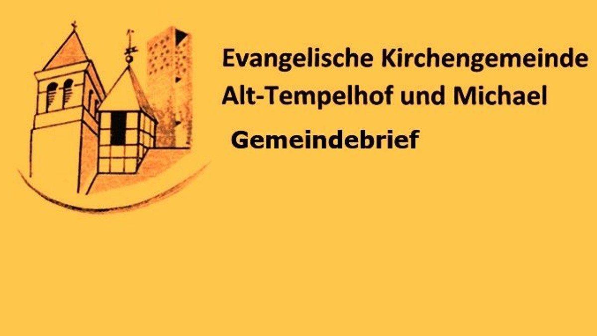 Gemeindebrief Juli/August 2021