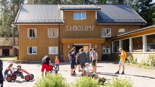 Freizeit für Jugendliche 15-19 Jahre in Norwegen