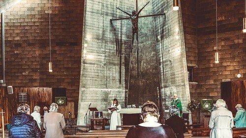 Parish Eucharist Sunday 11th October: First week of  Stewardship.