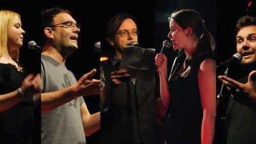 Poetry-Slam findet ohne Publikum statt