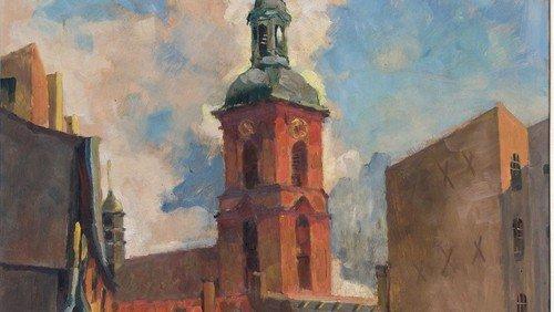 Gemälde und Grafiken von St. Nikolai Spandau (Teil 1)