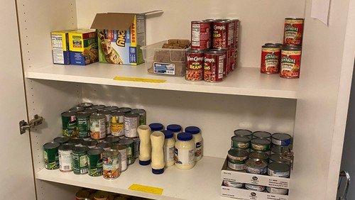 Food Bank Funds Needed