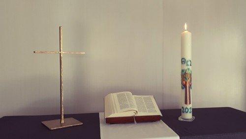 Hausgottesdienst am 18.10.20 Ordination von Daniel Kistner
