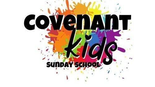 Covenant Kids Noah's Ark lesson