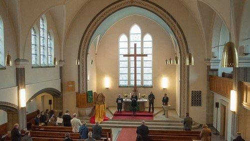 Gottesdienst des Lektorenkurses in Erkner