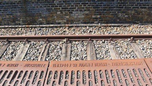 Gedenken an Deportation Berliner Juden