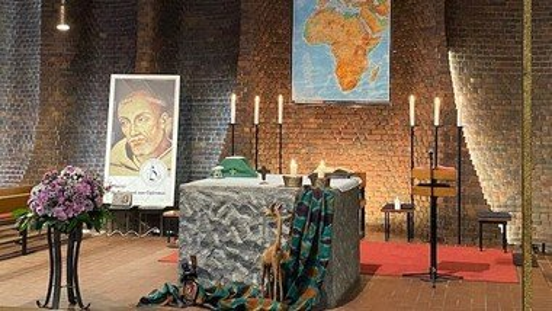 Afrikasonntag in Stralsund