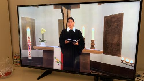 Gottesdienst in Biedenkopf