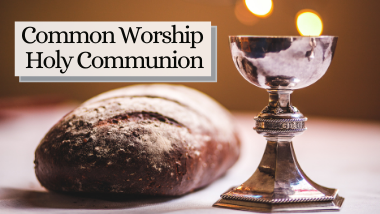 Common Worship Service of Holy Communion - Sunday  25th October