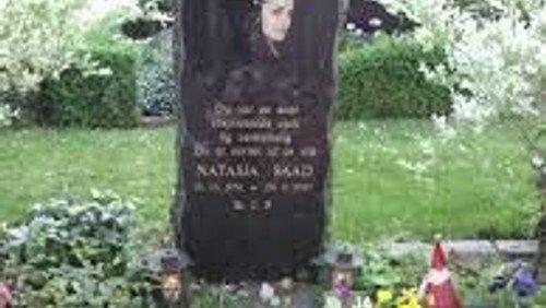 Foredrag Aldrig glemt med Karen Mukupa: Natasja. 27.10 kl. 14.00