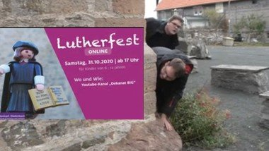 """""""Lutherfest online"""""""
