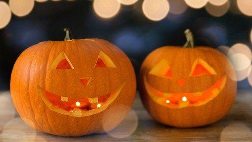 Halloween-event ved Virum Kirke