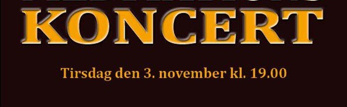 Meditationskoncert tirsdag den 3. november kl. 19.00 i Allehelgens Kirke