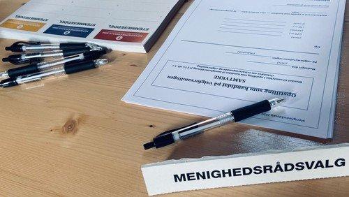 Kampvalg til Menighedsrådet i Blågårdens Sogn