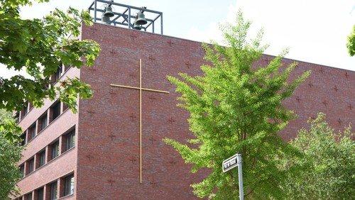 Abschied Versöhnungskirche wird verschoben