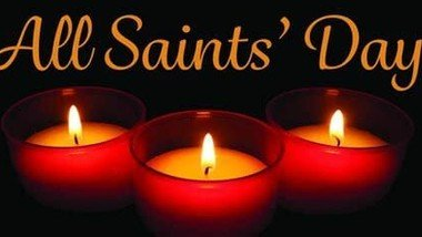 Sunday 1st Nov : All Saints Day :Bible Readings