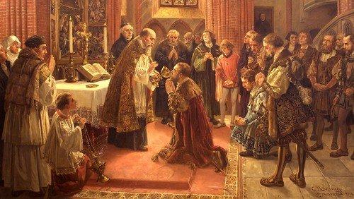 Reformation in Brandenburg - 1. November 1539