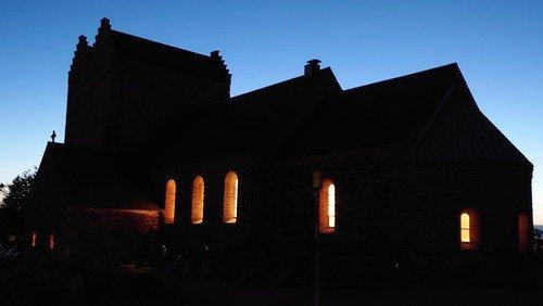 Aftensang i Aa Kirke onsdag kl 19.00