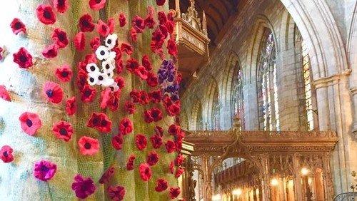 Remembrance Day Service including pre-recorded segment at War Memorial - Sunday, 8 November 2020
