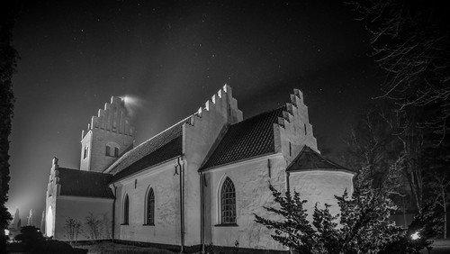 Juleaften i Mårum kirke med tilmelding.