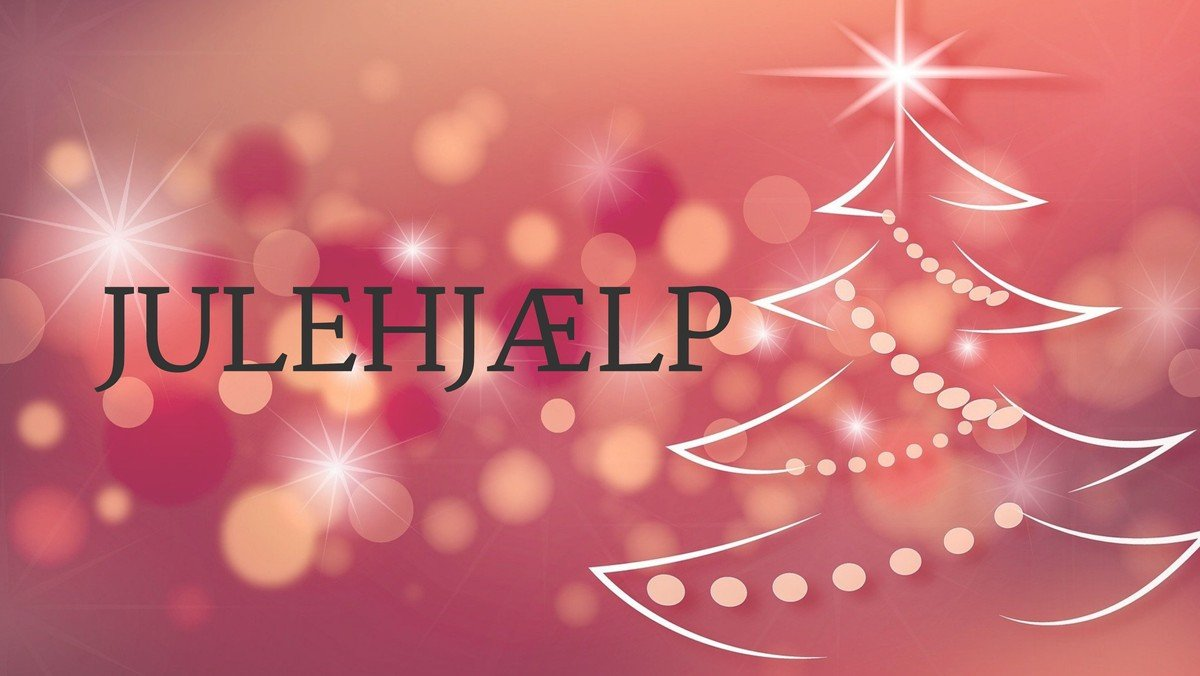 Julehjælp 2020
