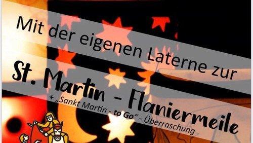 Martinsfest in Frankfurt