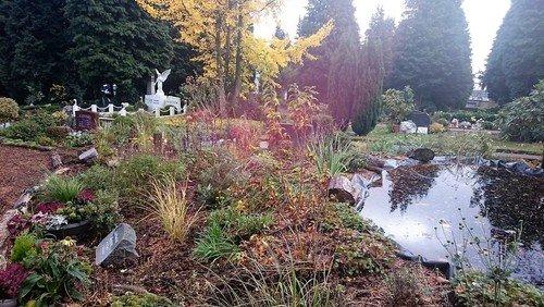 """Auf dem  Remscheider Stadtfriedhof wurde ein Grabfeld """"NaturRuh"""" geschaffen"""