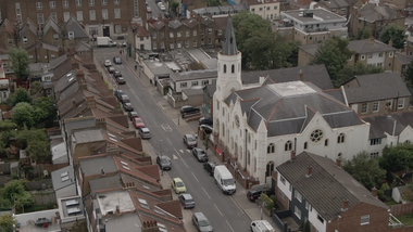 Church Building Closure due to COVID-19 National Lockdown