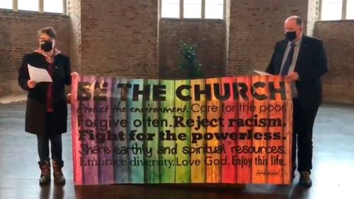 Nach den US-Wahlen: Video-Grußbotschaft des Kirchenkreises an die Partnerkirche in New York