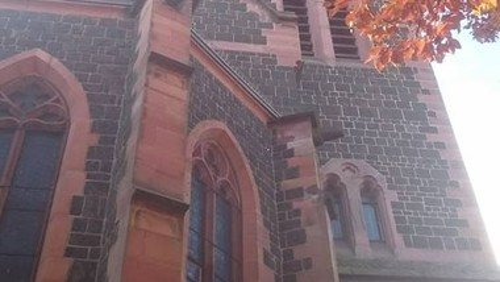 Gottesdienst Stadtkirche Biedenkopf - Vikarin Anabel Platalla