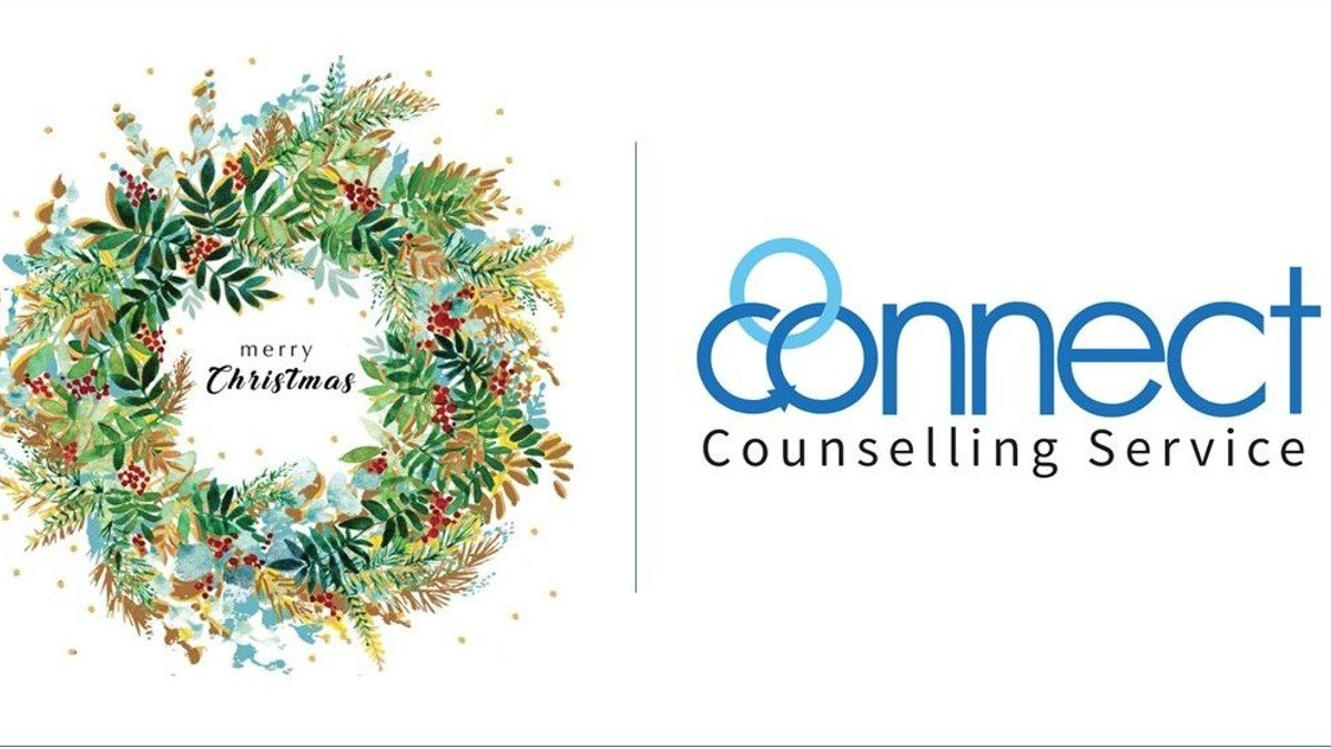 ONE CHRISTMAS CARD (in support of Connect Counselling)