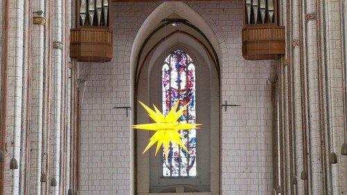 St. Marien: Geöffnete Kirche & Mittagsandachten in der Adventszeit