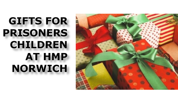 Video about Gifts for Prisoners Children